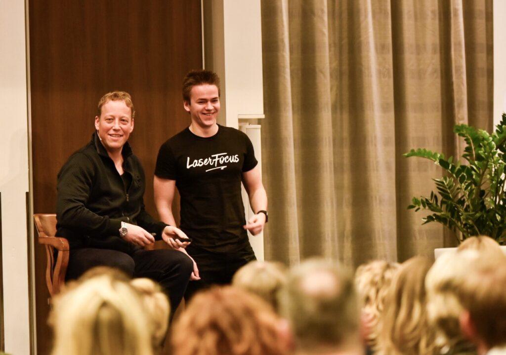 Sebastien Debaenst and Eelco de Boer - VAV Seminar in Amsterdam
