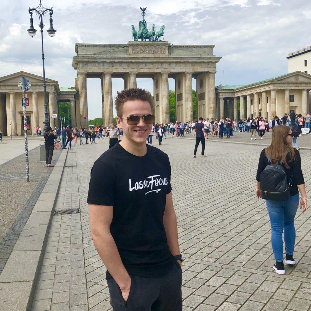 Sebastien Debaenst Berlin