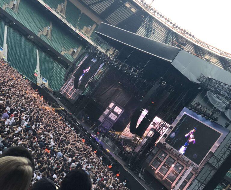 Sebastien Debaenst - Eminem Live Twickenham 2018